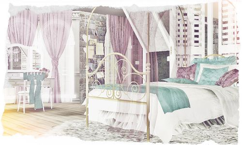the sims 3 cc bedroom