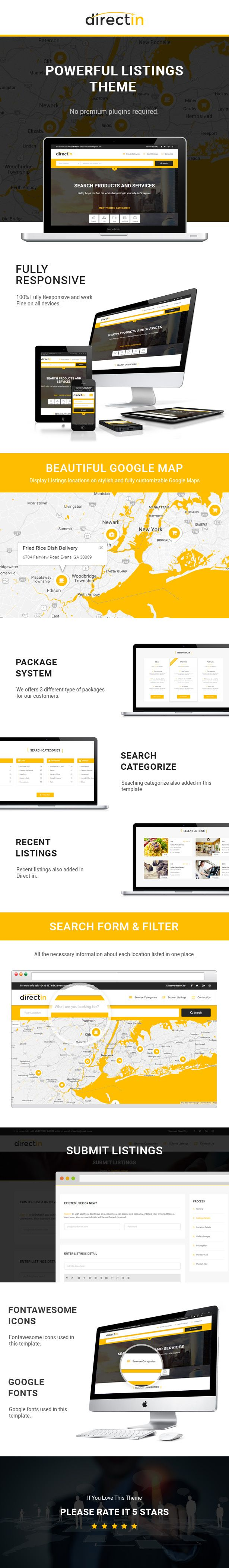 17 melhores ideias sobre job portal no layouts de directin classified ads listing template for directory realty property and yellow pages