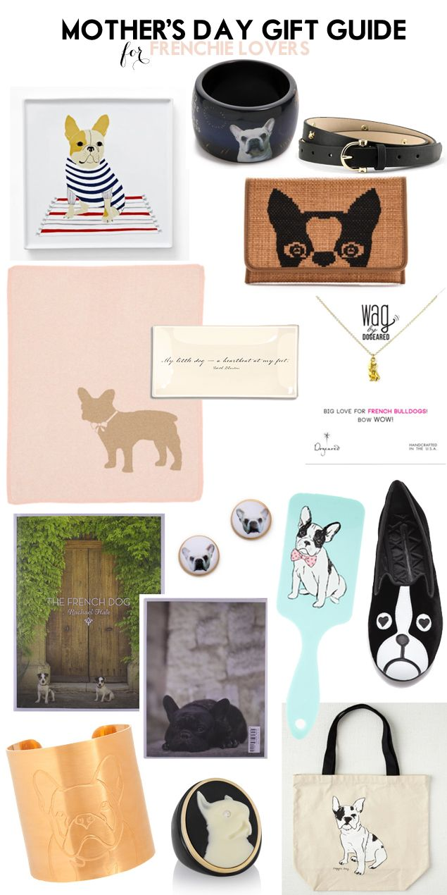 GIFT GUIDE FOR FRENCH BULLDOG LOVERS