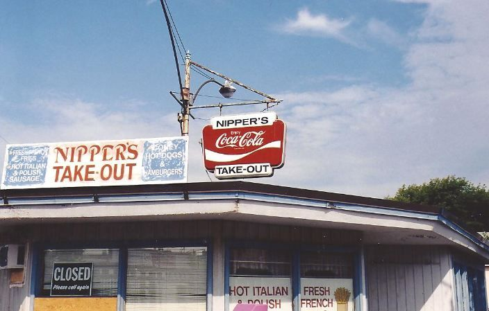Nippers, Thunder Bay, Ontario Soo good ! Love their fries and they have a slush puppy machine ! <3