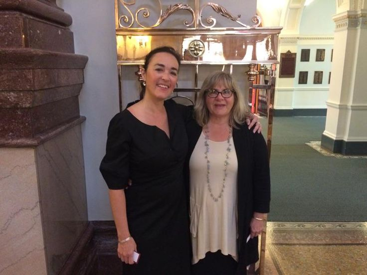 MABC ED Ganga Jolicouer & RM Luba Lyons Richardson @ BC Parliament 4 the proclamation of BC Midwives' Day #IDM2015