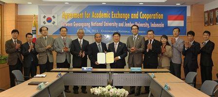 Perkuat Bidang Bioteknologi, Universitas Jember Gandeng Perguruan Tinggi Korea Selatan | Priatama.Net