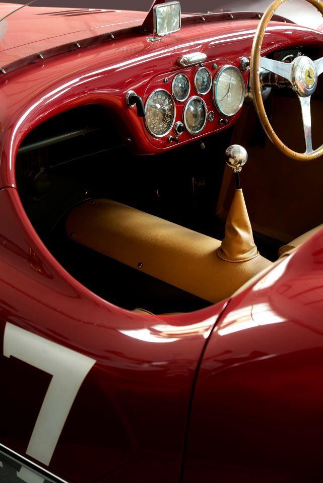 Ferrari 340 MM Vignale, 1953