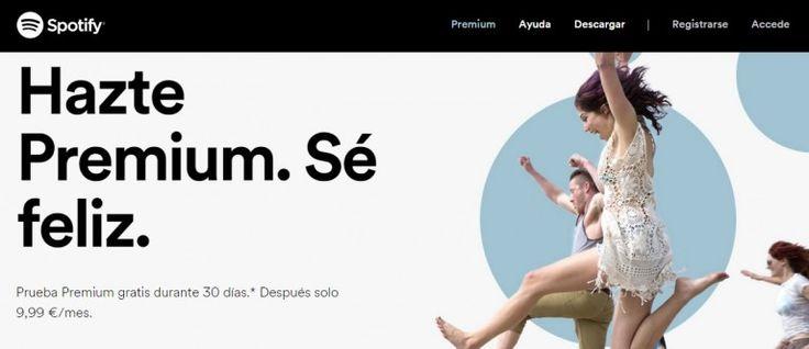 Como tener cuenta de Spotify Premium gratis para Android y iPhone