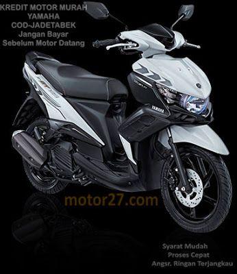 Yamaha GT-125 Eagle Eye PUTIH