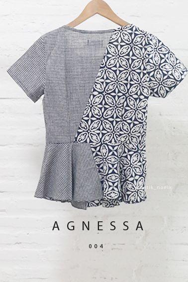 Agnessa 004 IDR 420.000