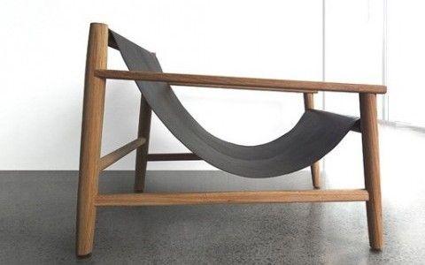 Starling Chair par Cameron Foggo