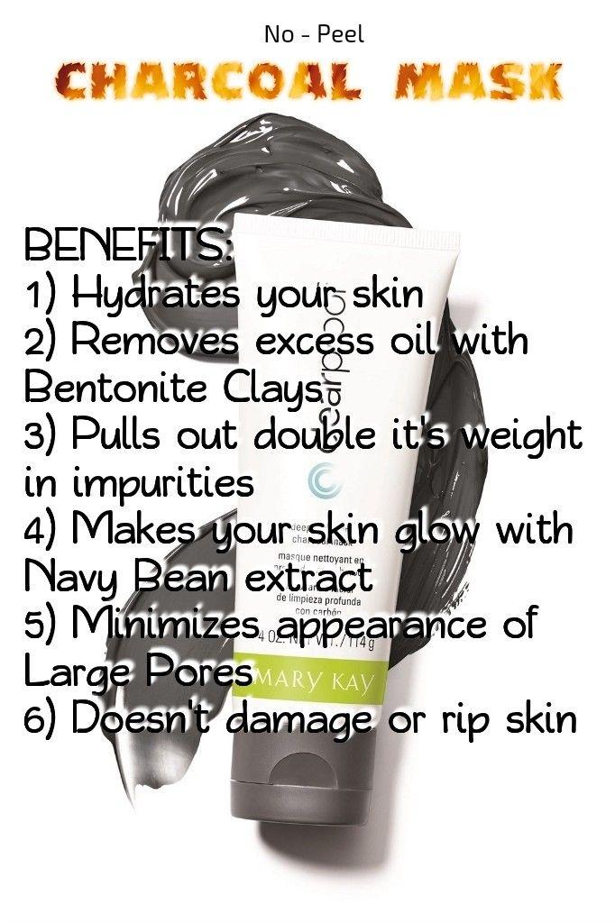 Charcoal Mask benefits