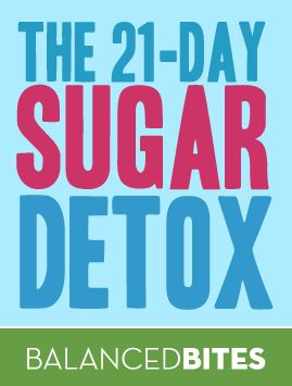 sugar - I've been avoiding it for years - with fab results, But don't ever be tempted to use artificial sweeteners!