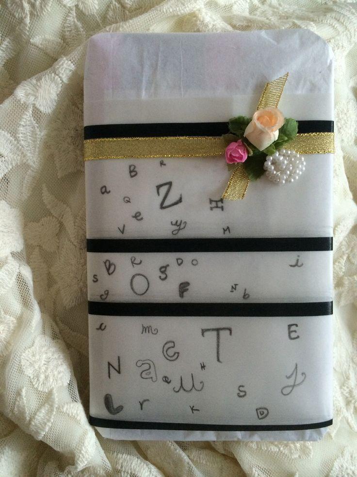 Empaque de regalos · wrap it · wrapping gifts