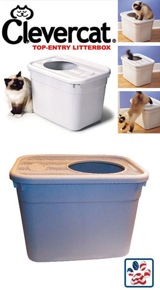 Lovely top Entry Litter Boxes