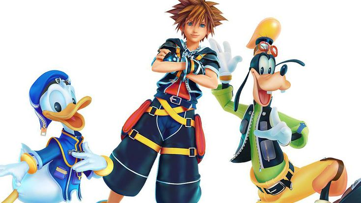 Kingdom Hearts 3 will release this year, says Goofy voice actor ...