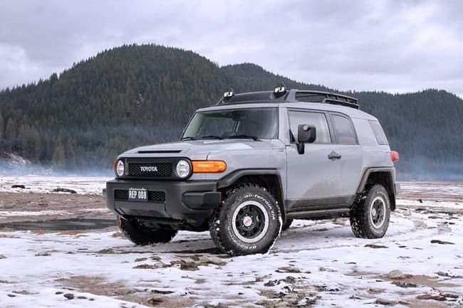 2013 Toyota FJ Cruiser Trail Teams Edition Review: Higher Ground