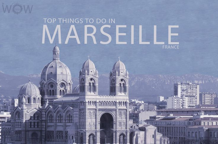 Marseille is a cosmopolitan, multi-ethnic French-Mediterranean port city. A vibrant living city with an energy unlike any other place in France. Enjoy our Top 9 Things To Do In Marseille.