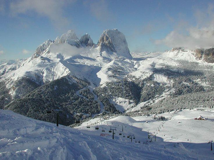 #mountains #montagne #canazei #trentino #valdifassa #novità #news #impianti  vi aspettiamo ;)