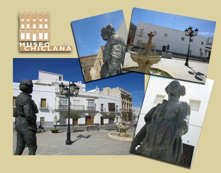 Nuestros vecinos. Monumento a Paquiro.