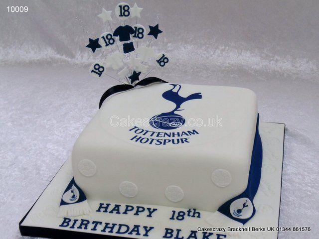 Tottenham Hotspurs Cake…