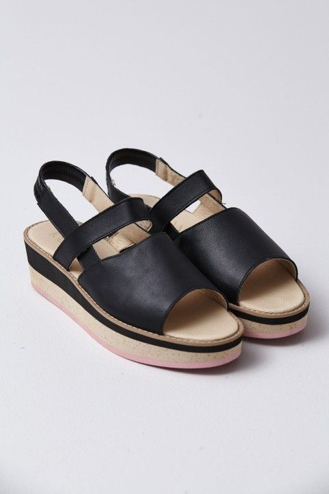 Entropia SS16/17 Footwear – Kuwaii - Slide platform