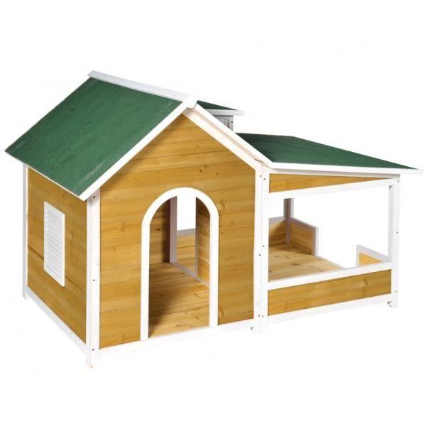 Vous recherchez le meilleur niche pour chien nous for Niche maison pour chien