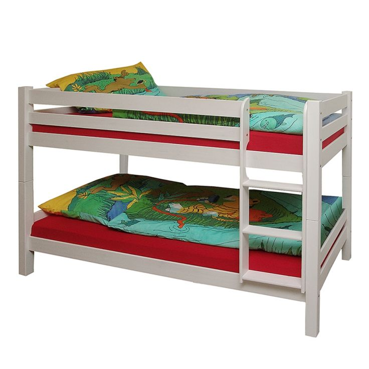 32 best images about letti a castello on pinterest built in bunks for kids and sleepover - Altezza letto a castello ...