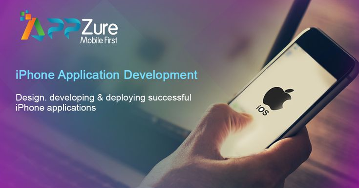 Our iPhone app development services: Design + Developing + Deploying Successfully We provide the best Native & Hybrid app development services for Small and Large Enterprises. To read more please click here: www.appzure.com  #Native #Hybrid #CrossPlatform #Mobile #Application