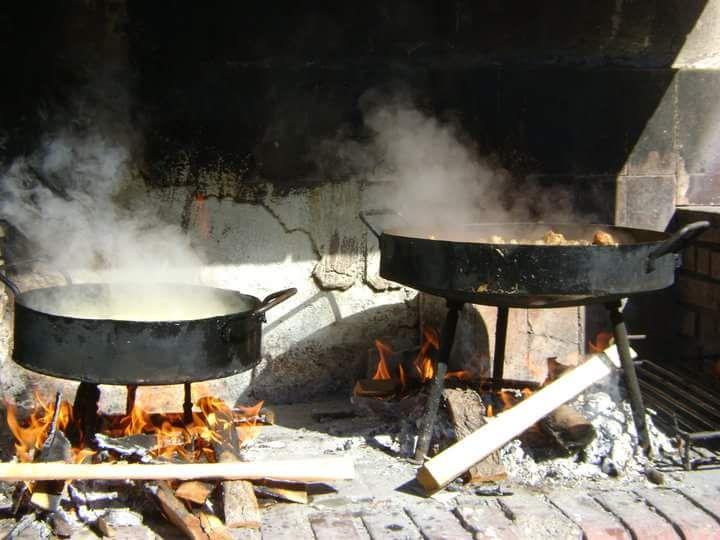 Gaucho cuisine - talk about ole school.