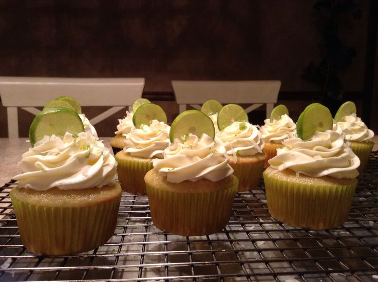 Coconut Key Lime Muffins Recipe — Dishmaps