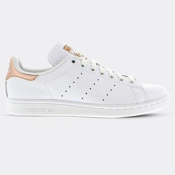 Stan Smith Met Goud