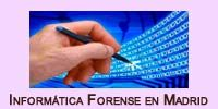 http://www.informatica-forense-madrid.com/ - #Detectives #Informáticos en #Madrid. #Investigadores #informáticos en #Madrid.  #InformáticaForense en #Madrid es un despacho de #investigación #privada que se encuentra ubicado en Madrid. Nuestro despacho está especializado en #investigaciones informáticas #forenses. Resolvemos todo tipo de incógnitas que se engloban dentro de la #informática #forense.