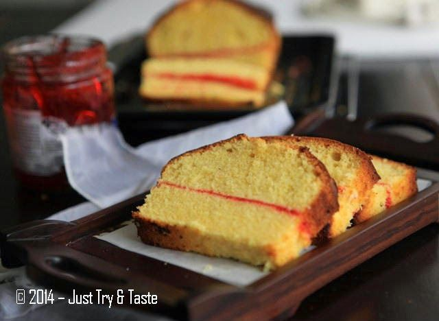 Just Try & Taste: Simple Basic Sponge Cake dalam 10 Menit