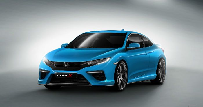 2017 Honda Civic is the featured model. The 2017 Honda Civic Coupe Type R image is added in car pictures category by the author on Apr 5, 2016.