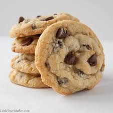 Delicious Chocolate Chip Cookies Recipe :http://anaayafoods.com/chocolate-chip-cookies/