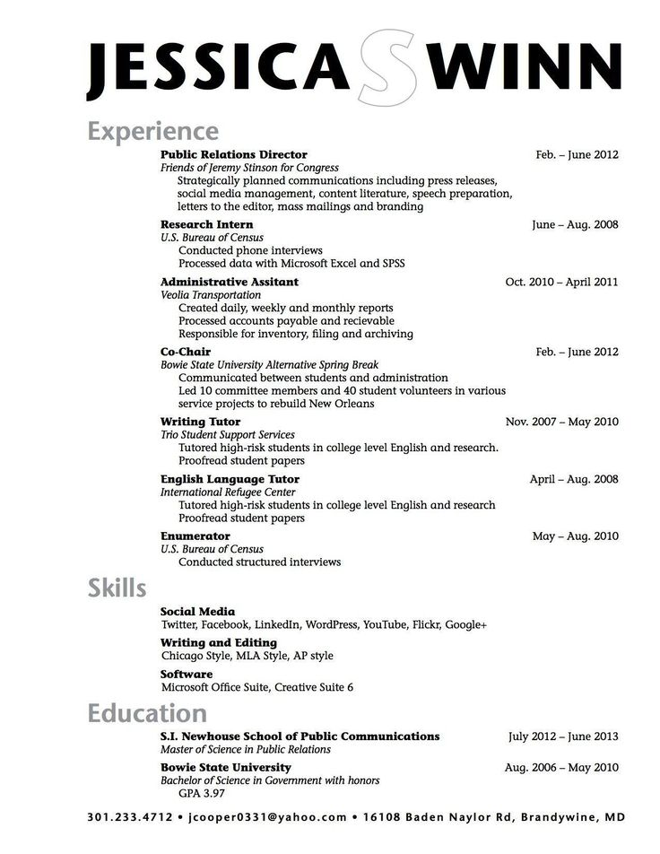 Resume Examples for Students Very Good Sample High School