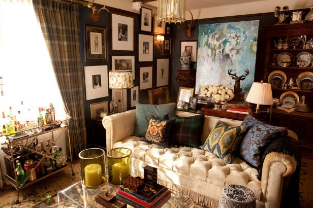 Designers At Home From HGTV's Design Happens Blog (http
