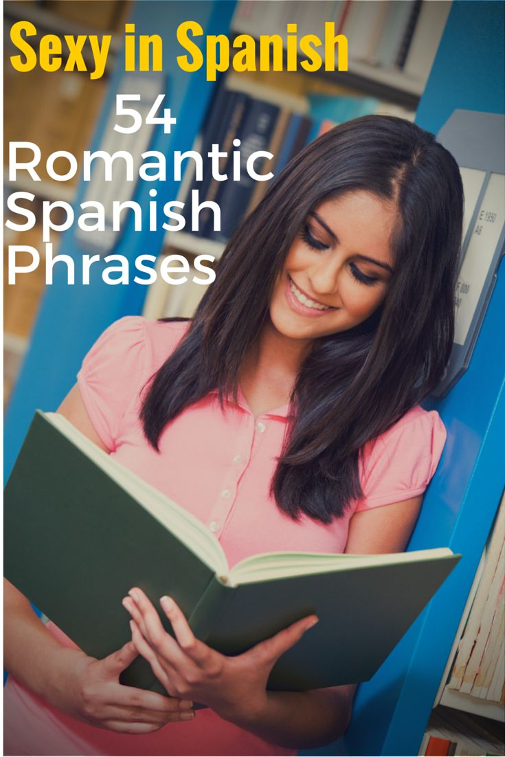 Spanish dating phrases