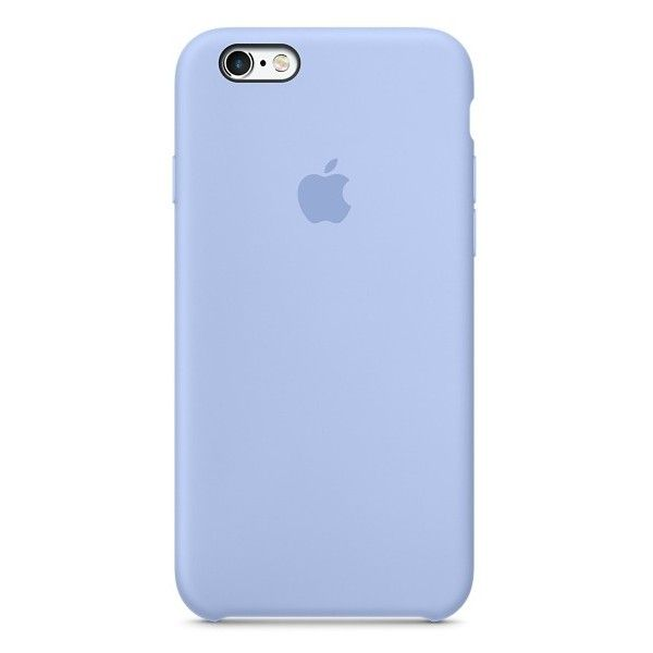 iPhone 6s Silicone Case Lilac ($35) ❤ liked on Polyvore featuring accessories, tech accessories and phone