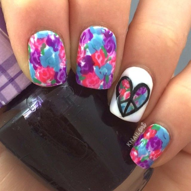 Instagram photo by knailart #nail #nails #nailart