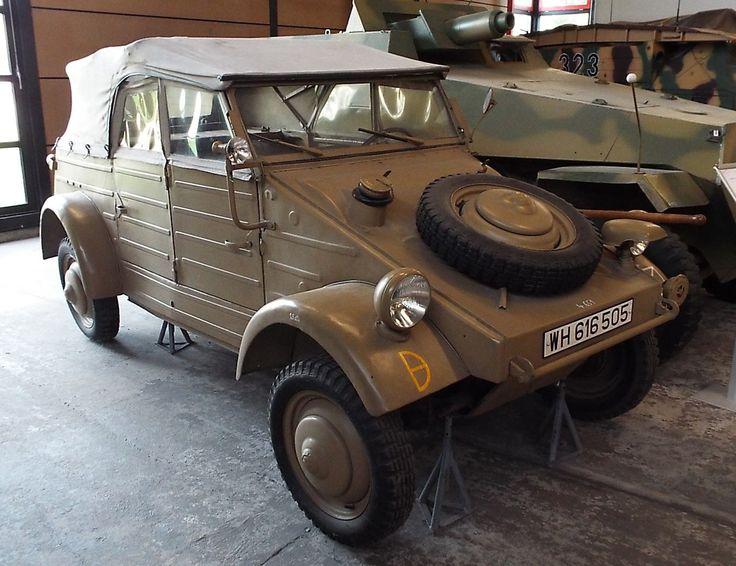 VW Kübelwagen Typ 82 1938 Panzer Museum Munster