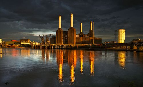 Battersea Power Station - favourite building in London