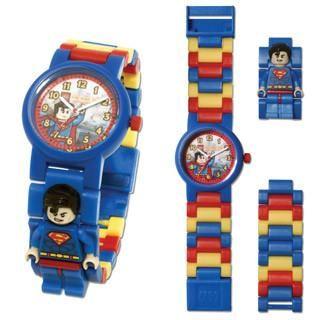 Lego superman watch