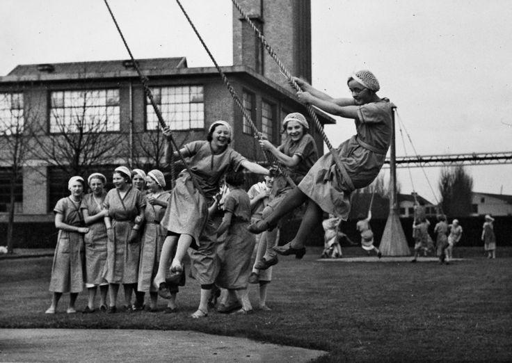 meisjes van #Verkade spelen | Verkade girls playing