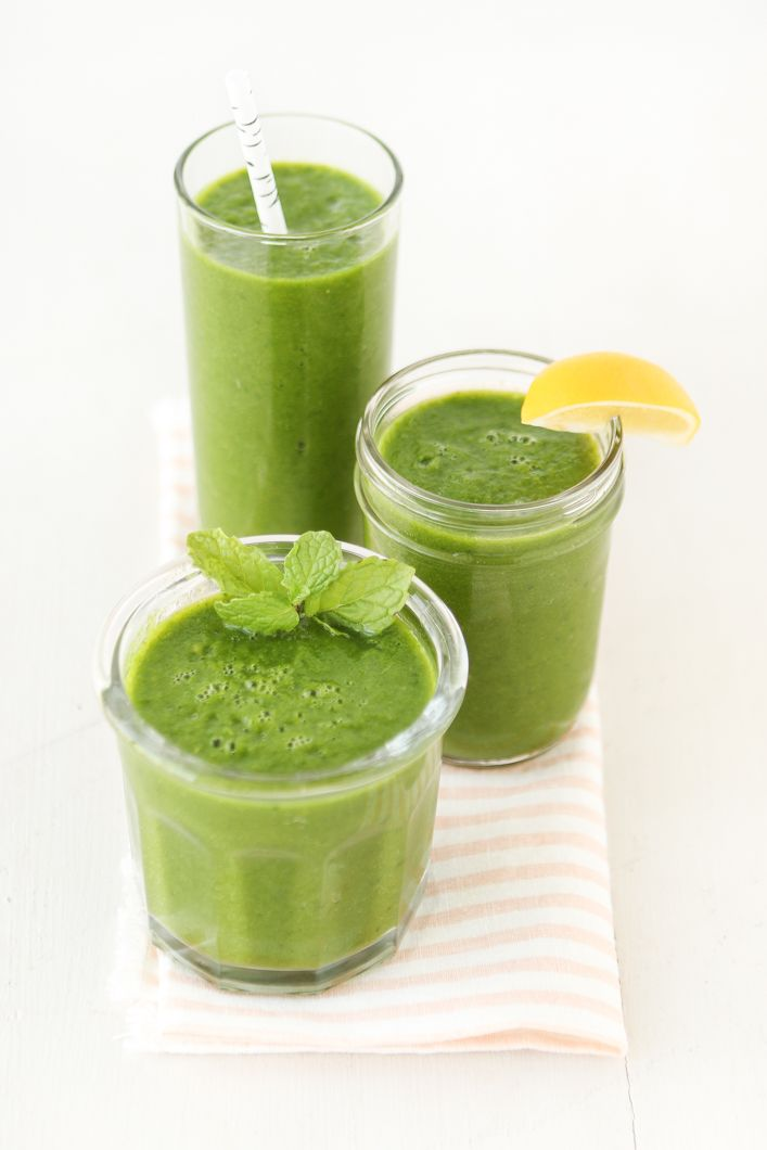 Thirsty For Tea Everyday Matcha Smoothie