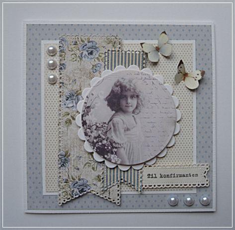 Velkommen inn: 3 konfirmant kort med samme oppsett:) - Wendy Schultz ~ Cards 1.