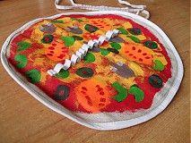 Detské doplnky - Pizza peračník/farbičkovník - 3891463_