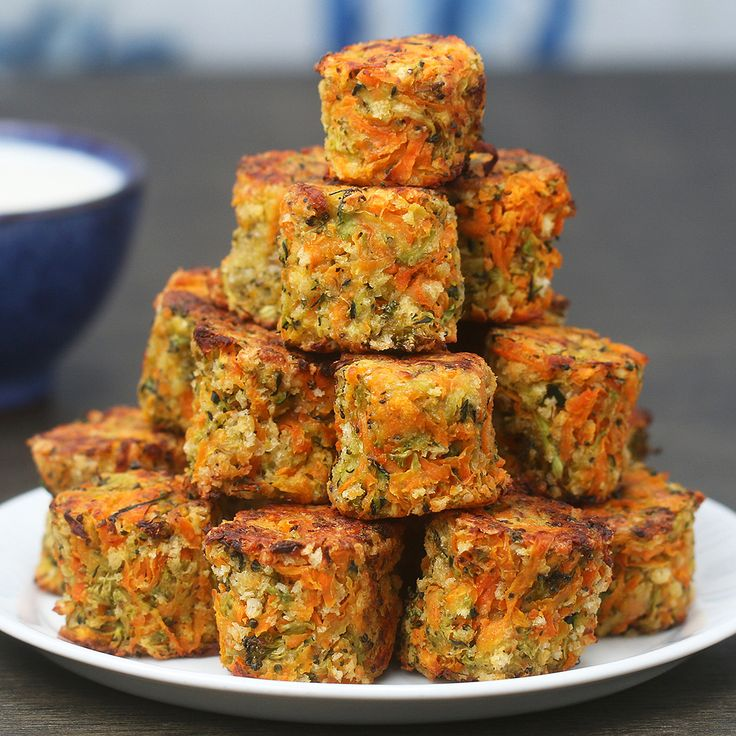 mixed vegetable tots recipe by tasty in 2020