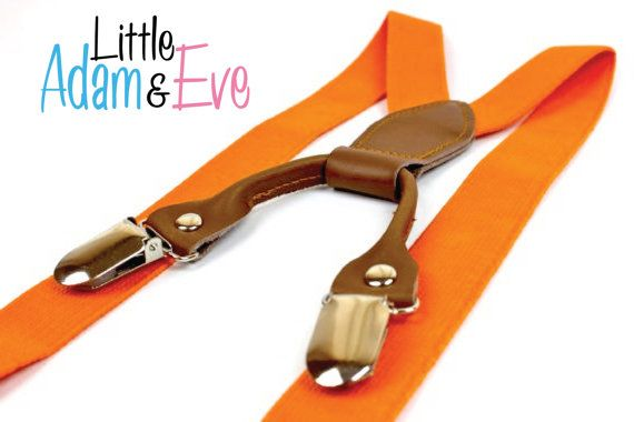 Hey, I found this really awesome Etsy listing at https://www.etsy.com/listing/185672350/orange-baby-boy-suspendersbaby-boy