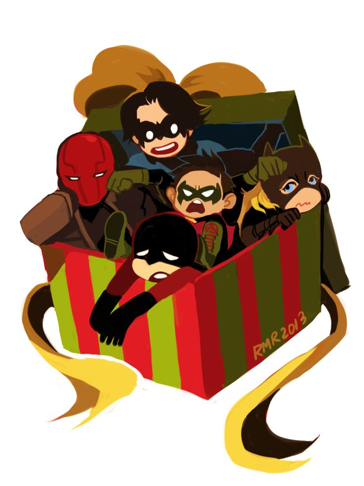 Justice league christmas episode guide