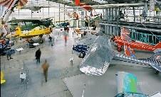 Museen in München: Flugwerft Schleißheim Oberschleißheim