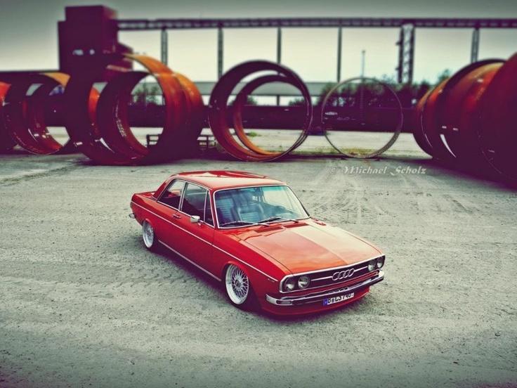 Audi 100 1974