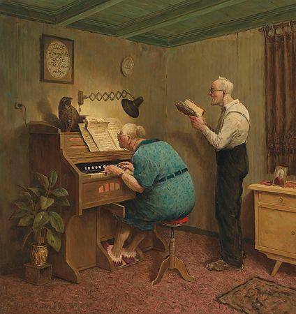 Marius van Dokkum, zoals de ouden zongen, piepen de jongen